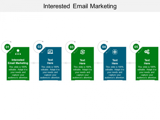 Interested Email Marketing Ppt PowerPoint Presentation Summary Inspiration Cpb Pdf