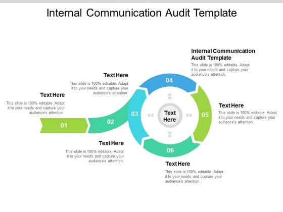 Internal Communication Audit Template Ppt PowerPoint Presentation Inspiration Sample Cpb Pdf