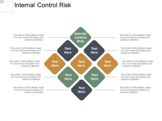 Internal Control Risk Ppt PowerPoint Presentation Inspiration Slide Cpb