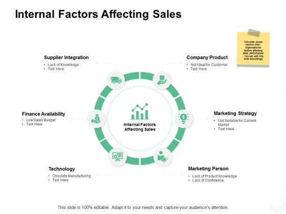 Internal Factors Affecting Sales Ppt PowerPoint Presentation Portfolio Portrait