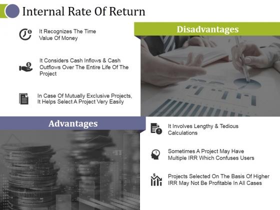 Internal Rate Of Return Slide2 Ppt PowerPoint Presentation Show Shapes