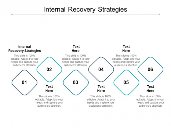 Internal Recovery Strategies Ppt PowerPoint Presentation Slides Cpb