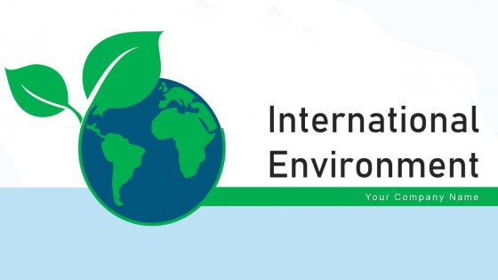 International Environment Corporate Ppt PowerPoint Presentation Complete Deck With Slides