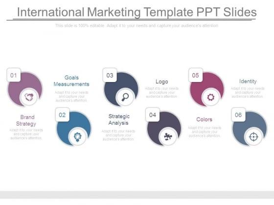 International Marketing Template Ppt Slides