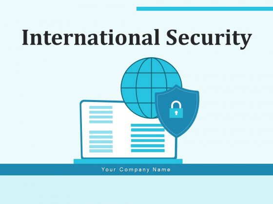 International Security Operations Financial Ppt PowerPoint Presentation Complete Deck