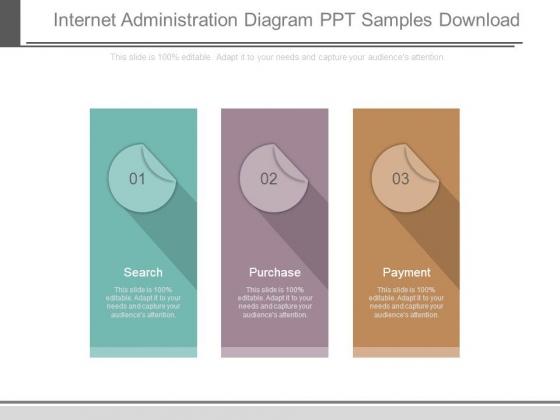 Internet Administration Diagram Ppt Samples Download