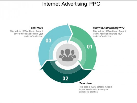 Internet Advertising PPC Ppt PowerPoint Presentation Pictures Topics Cpb