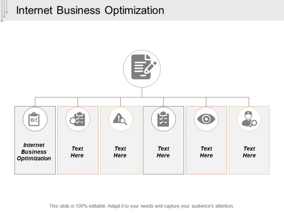 Internet Business Optimization Ppt PowerPoint Presentation Icon Skills Cpb