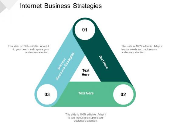 Internet Business Strategies Ppt PowerPoint Presentation Icon Slideshow Cpb