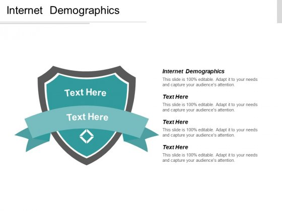 Internet Demographics Ppt PowerPoint Presentation Infographic Template Grid Cpb