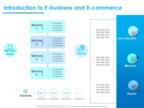 Internet_Economy_Introduction_To_E_Business_And_E_Commerce_Ppt_Professional_Example_PDF_Slide_1