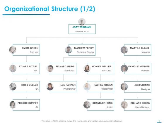 Internet Economy Organizational Structure Marketer Ppt Styles Gallery PDF