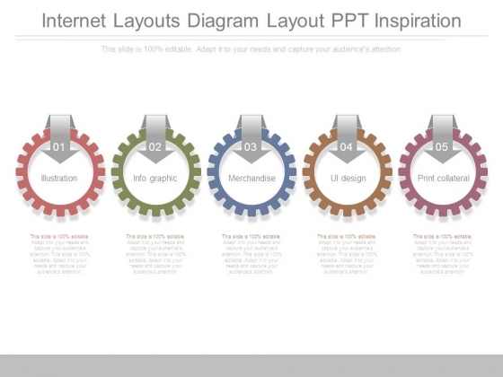 Internet Layouts Diagram Layout Ppt Inspiration