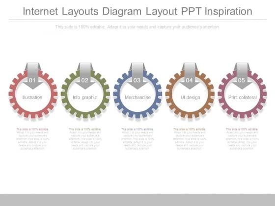 Internet Layouts Diagram Layout Ppt Inspiration