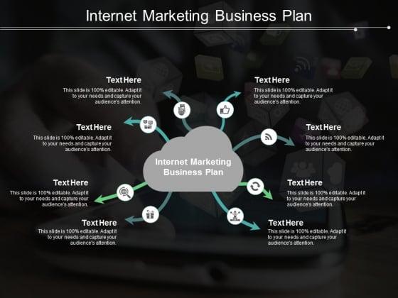 Internet Marketing Business Plan Ppt PowerPoint Presentation Portfolio Images Cpb