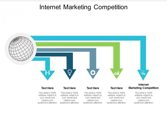 Internet Marketing Competition Ppt Powerpoint Presentation Icon Mockup Cpb