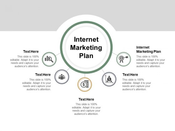 Internet Marketing Plan Ppt PowerPoint Presentation File Slide Cpb