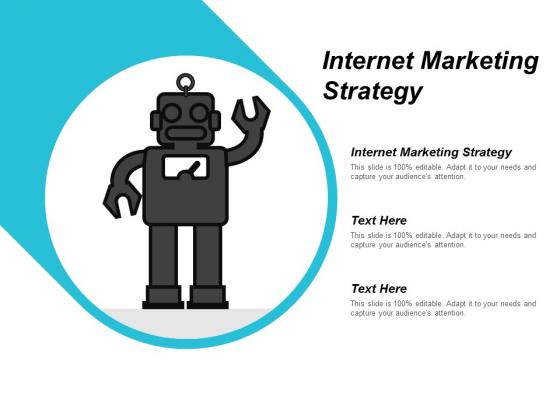 Internet Marketing Strategy Ppt Powerpoint Presentation Slides Inspiration Cpb