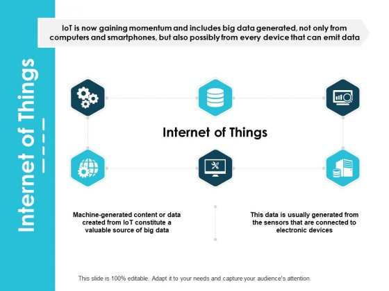 Internet Of Things Gear Technology Ppt PowerPoint Presentation Inspiration Structure