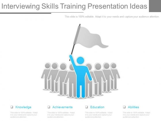 Interviewing Skills Training Presentation Ideas