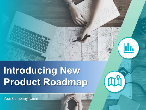 Introducing New Product Roadmap Ppt PowerPoint Presentation Complete Deck With Slides