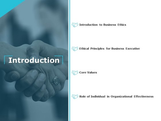 Introduction Business Executive Ppt PowerPoint Presentation Infographic Template Slides