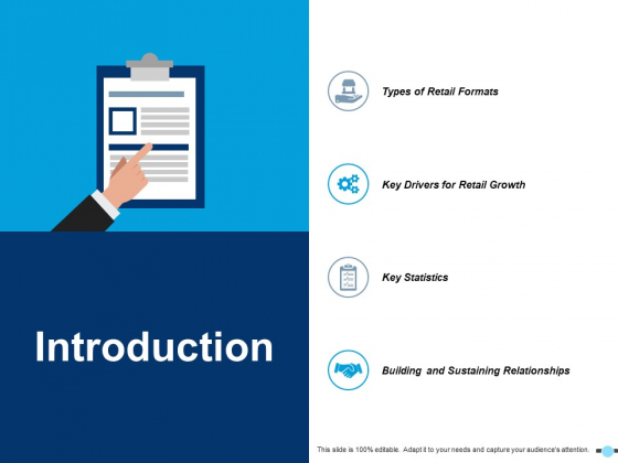 Introduction Key Statistics Ppt PowerPoint Presentation Outline Smartart