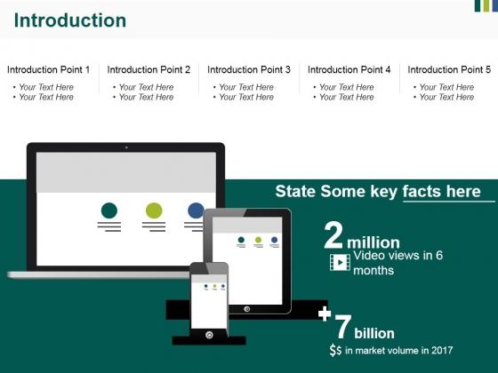 Introduction Ppt PowerPoint Presentation Portfolio Mockup