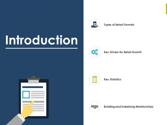 Introduction Retail Growth Ppt PowerPoint Presentation Styles Graphics Pictures