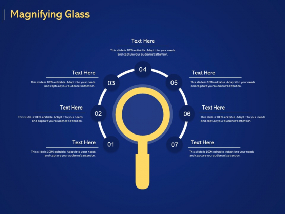 Introduction To Digital Marketing Models Magnifying Glass Ppt Icon Influencers PDF