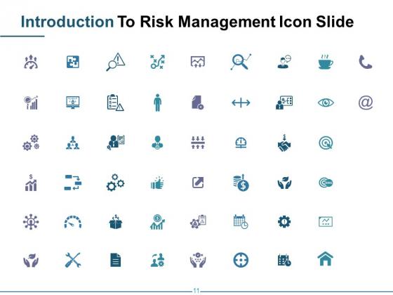 Introduction_To_Risk_Management_Ppt_PowerPoint_Presentation_Complete_Deck_With_Slides_Slide_11
