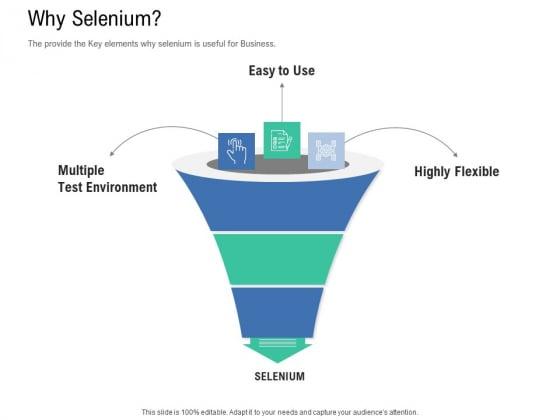 Introduction_To_Selenium_Automation_Testing_Why_Selenium_Ppt_PowerPoint_Presentation_Portfolio_Model_PDF_Slide_1
