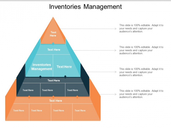 Inventories Management Ppt Powerpoint Presentation Pictures Clipart Images Cpb