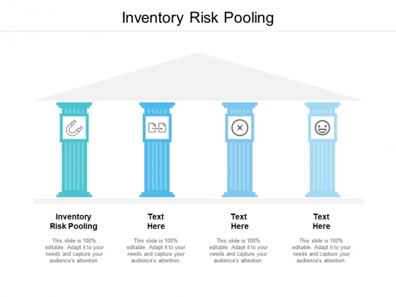 Inventory Risk Pooling Ppt PowerPoint Presentation Outline Visuals Cpb