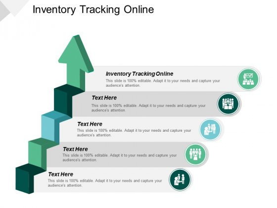 Inventory Tracking Online Ppt PowerPoint Presentation Summary Diagrams Cpb