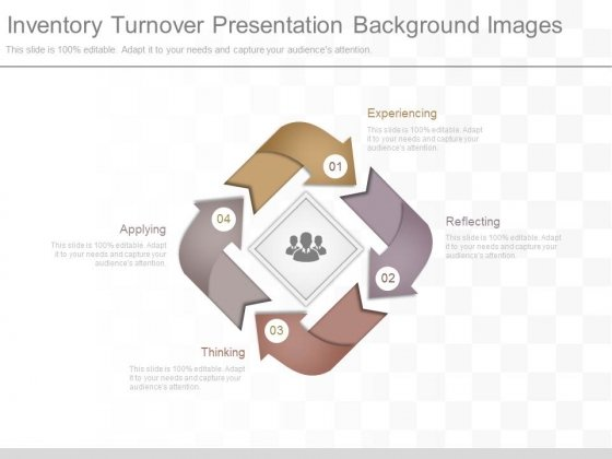 Inventory Turnover Presentation Background Images