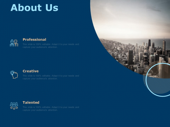 Investing In Start Ups About Us Ppt Layouts Slides PDF