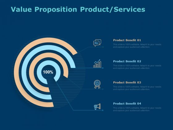 Investing In Start Ups Value Proposition Product Services Ppt Model Brochure PDF