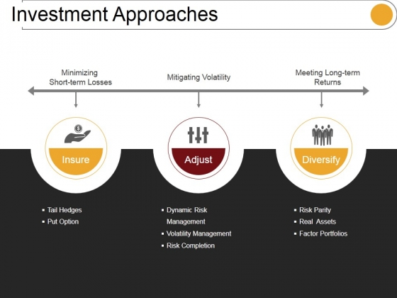 Investment Approaches Template 1 Ppt PowerPoint Presentation Slide
