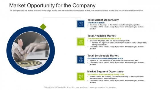 Investment Fundraising Pitch Deck From Stock Market Market Opportunity For The Company Information PDF