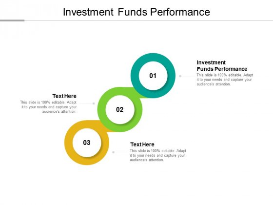 Investment Funds Performance Ppt PowerPoint Presentation Pictures Slide Cpb