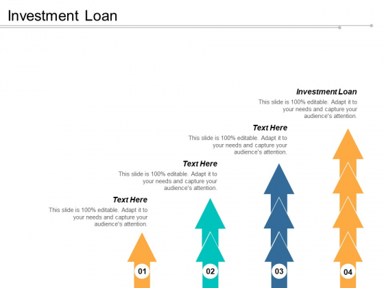 Investment Loan Ppt Powerpoint Presentation Model Graphic Tips Cpb
