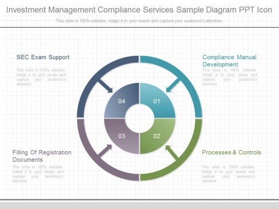 Investment management compliance services sample diagram ppt icon investment management compliance services sample diagram ppt icon powerpoint templates ccuart Image collections
