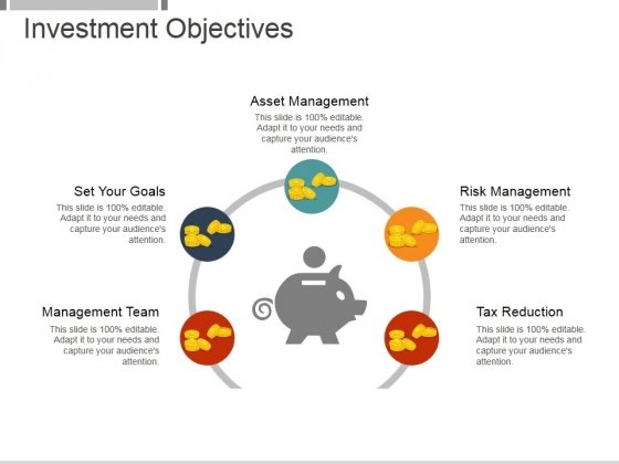 Investment Objectives Template 2 Ppt PowerPoint Presentation Designs