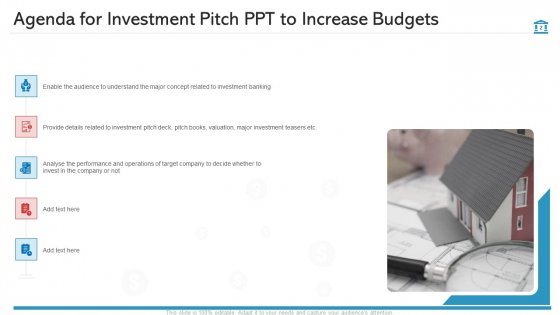 Investment_Pitch_PPT_To_Increase_Budgets_Ppt_PowerPoint_Presentation_Complete_Deck_With_Slides_Slide_2