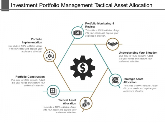 Investment Portfolio Management Tactical Asset Allocation Ppt PowerPoint Presentation Inspiration Influencers