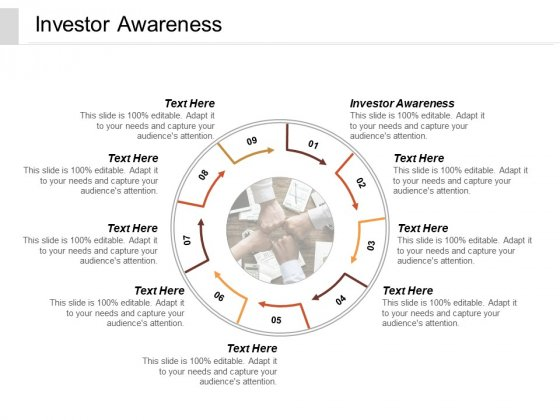 Investor Awareness Ppt PowerPoint Presentation Gallery Graphics Cpb