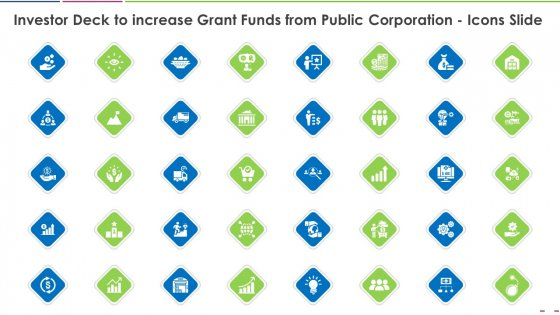 Investor_Deck_To_Increase_Grant_Funds_From_Public_Corporation_Ppt_PowerPoint_Presentation_Complete_Deck_With_Slides_Slide_33