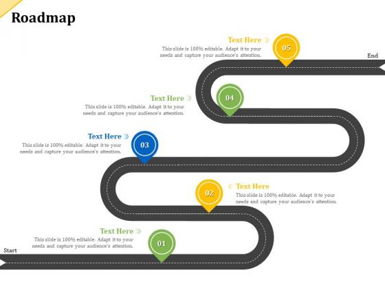 Investor Presentation For Raising Capital From Product Sponsorship Roadmap Designs PDF