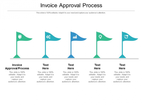 Invoice Approval Process Ppt PowerPoint Presentation Model Design Inspiration Cpb